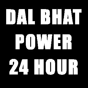 Dal Bhat Power 24 Hour Nepal Kathmandu Geschenk