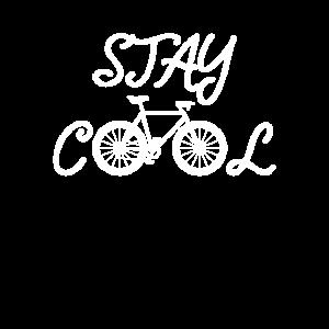 Stay Cool Fahrradfahrer