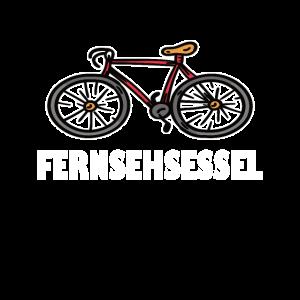 Fernsehsessel Bike Fahrrad Radler E Bike