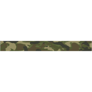 Camouflage minimalistisch