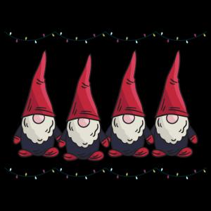 Wichtelmännchen Zwerg Weihnachten Geschenk