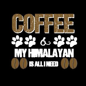 Himalaya und Kaffee ist alles was ich brauche