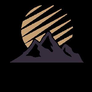 Mountain & Sun