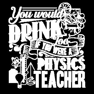 Physiklehrer Wenn Sie ein Physiklehrer wären