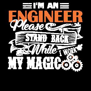 Ingenieur Ich bin ein Ingenieur