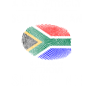 Day Without South African Is Day Without Sunshine
