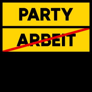 Arbeit Party Machen Abfeiern Alkohol Vorglühen