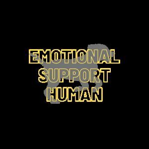 emotionale Unterstützung menschlich