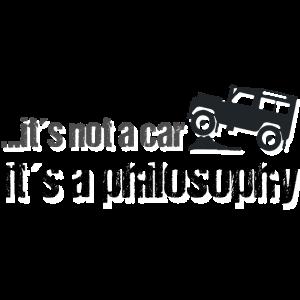 Land-Rover Defender Philosophy
