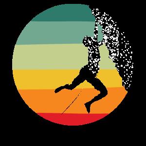 Felsklettern, Klettern , Felsen