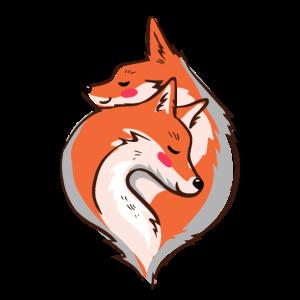 Fuchs Waldtiere Umweltschutz Natur Geschenkidee