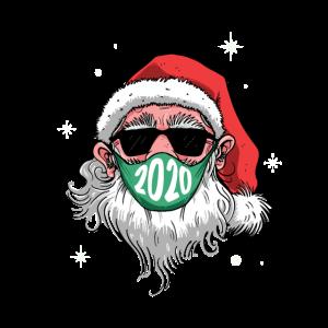 Santa in 2020