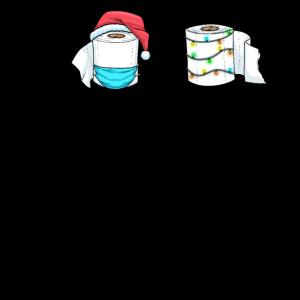 Weihnachten 2020 Klopapierkrise Xmas Quarantäne