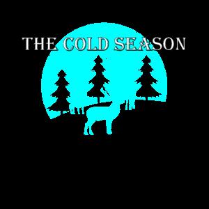 kalte Jahreszeit, Winter, Hirsch