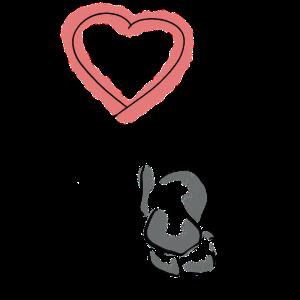 Elefant rosa Mädchen Schwanger Geschenk