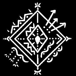 Geometrie Linien simple Line Art Pfeile