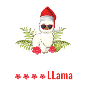 Mele Kalikimaka Hawaiian Palm Tree Tropical Xmas
