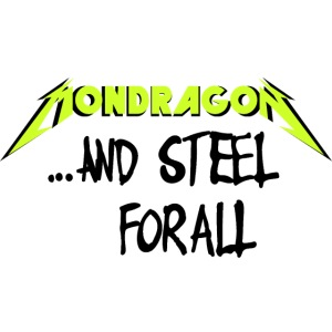 and steel for all text version