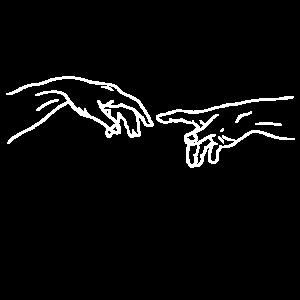 Zeichnung Freundschaft Hände Finger