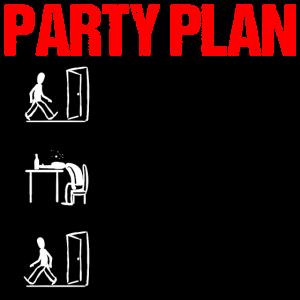 Abfeiern Rausch Betrinken Alkohol Vorglühen Party
