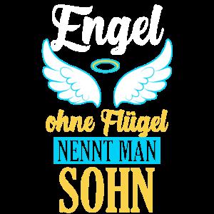 Sohn Engel Sohnemann Geschenk