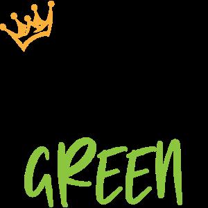 Königin des Grüns