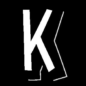 Buchstabe K - Alphabet K.