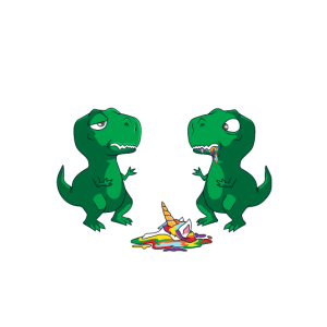 Dino Unicorn
