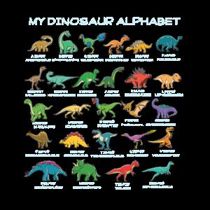 Dinosaurus all types