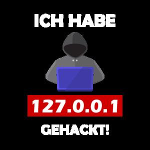 Ich habe 127.0.0.1 gehackt!