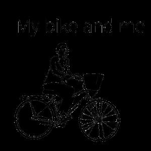 Mein Fahrrad und ich