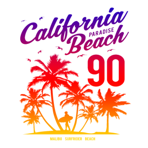 California Beach Paradise