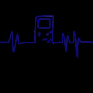 Elektrokardiogramm-Spiel