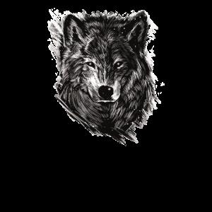 Chrome the Wolf