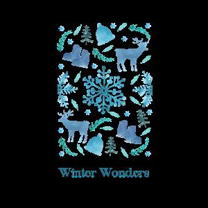 Winter Wonders | Winterwunder Motiv