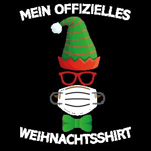 Mein offizielles Weihnachtsshirt lustig
