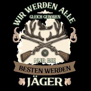 Jäger Jagd Jagen Wald Wild Jägerinnen Geschenk