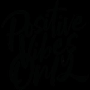 Nur positive Stimmung