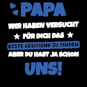 Papa beste Geschenk