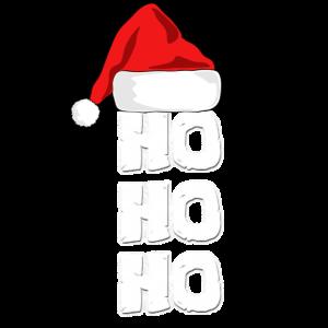 Santa, Santa, Santa, Santa, Weihnachtsmarkt
