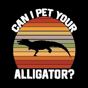 Alligator Haustier