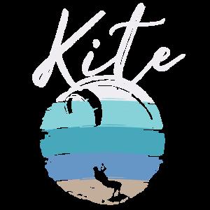kite kitesurfer kiteboarding kiten kitesurfen
