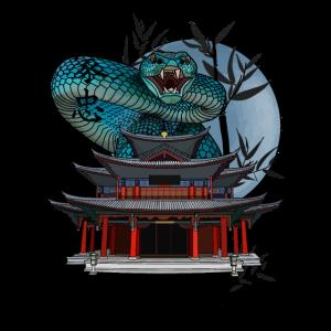 China Design blue moon