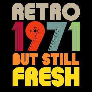 1971 Geburtsjahr Vintage
