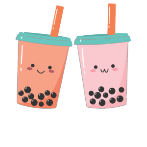 kawaii Bubble Tea Liebhaber