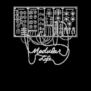 Modularer Synthesizer für elektronische Musiker