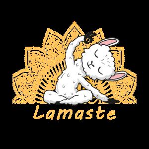Lama Lamaste Yoga Meditation