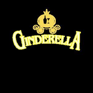 Ginderella Party JGA für Spirituosen Fans Damen