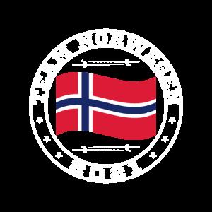 Angler Angel Team Norwegen 2021 grunge