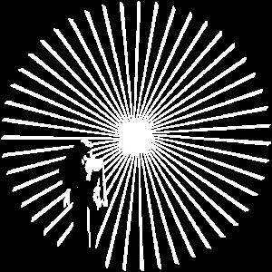 Licht Chakra-Motivation-Mandala-Frau-Ermächtigung